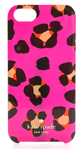Kate Spade New York Cyber Cheetah iPhone 5 / 5S Case
