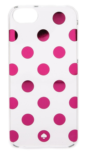 Kate Spade New York Le Pavillion Clear iPhone 5 / 5S Case
