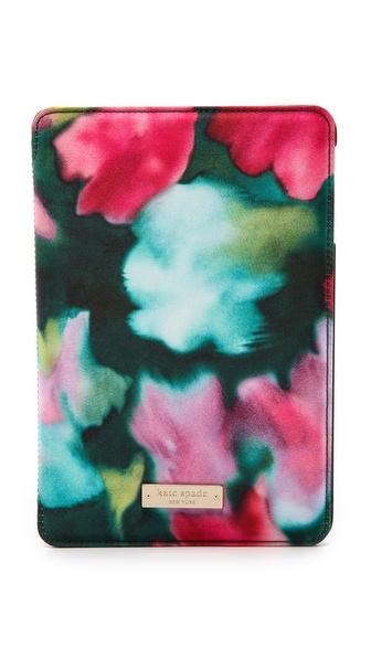 Kate Spade New York Jade Floral Mini iPad Folio Hard Case