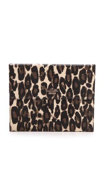 Kate Spade New York Cedar Street Leopard Ipad Keyboard - Perfect Beige