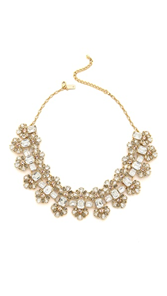 Kate Spade New York Crystal Arches Necklace