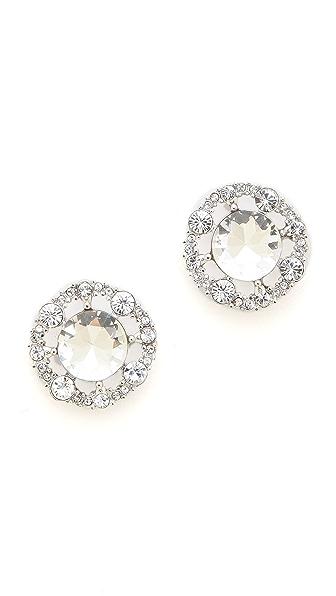 Kate Spade New York Grand Debut Gem Stud Earrings