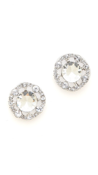 Kate Spade New York Grand Debut Gem Stud Earrings