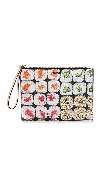 Kate Spade 纽约 您好!Tokyo Bento Box Pouch