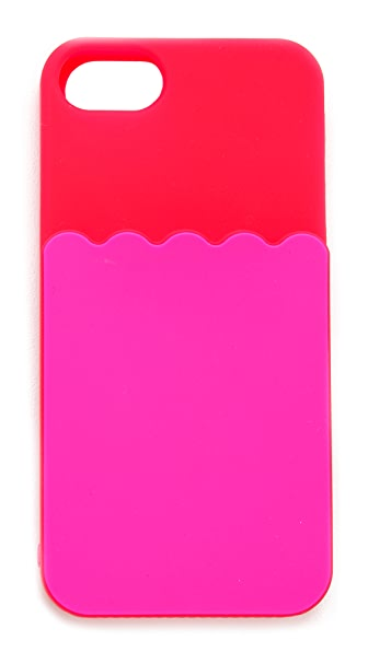 Kate Spade New York Scallop Pocket iPhone 5 / 5S Case