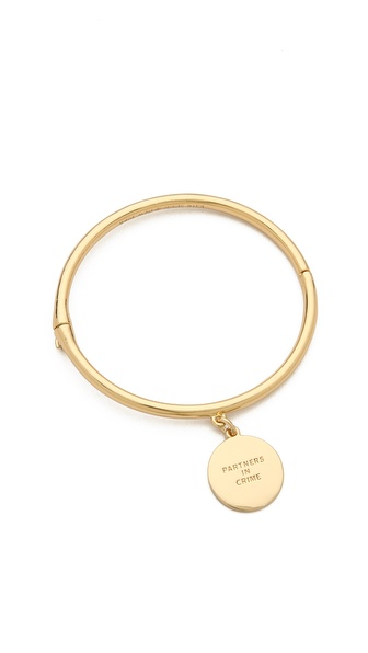 Kate Spade New York Partners in Crime Bangle Bracelet