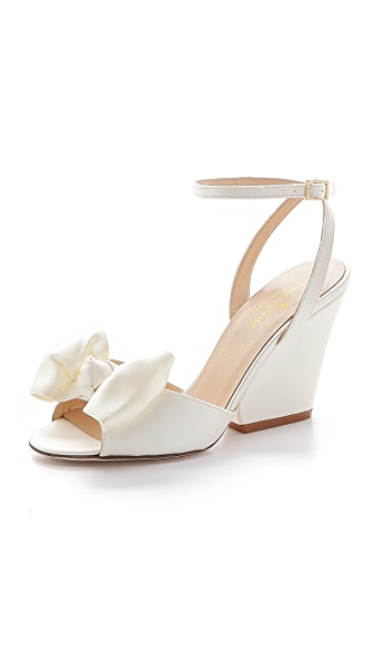 Kate Spade New York Iberis Wedge Sandals