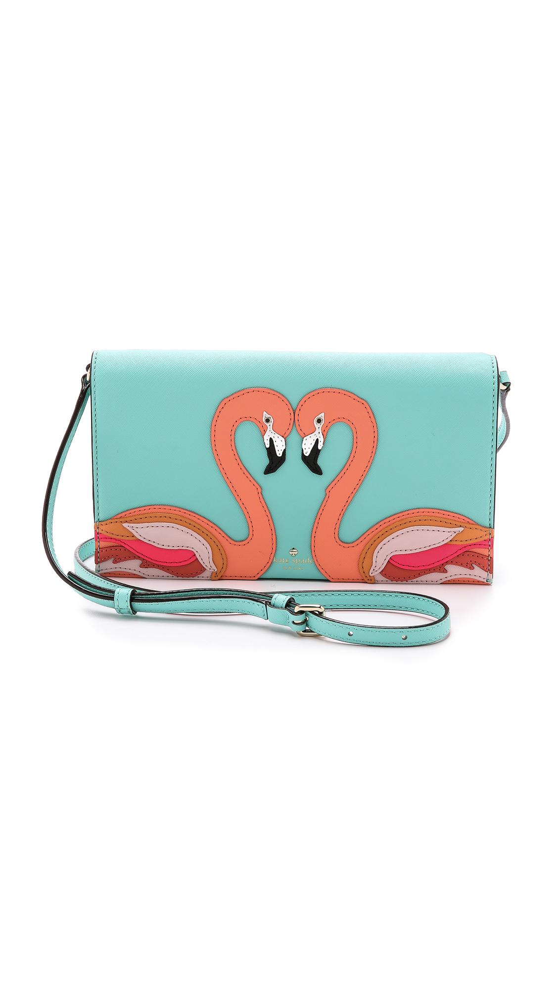 Kate Spade New York Flamingo Wallet