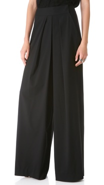 Kaufman Franco Super Wide Leg Pants