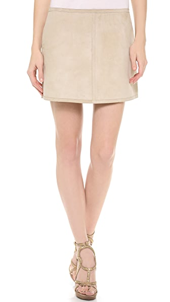 Kaufman Franco Reversible A Line Skirt