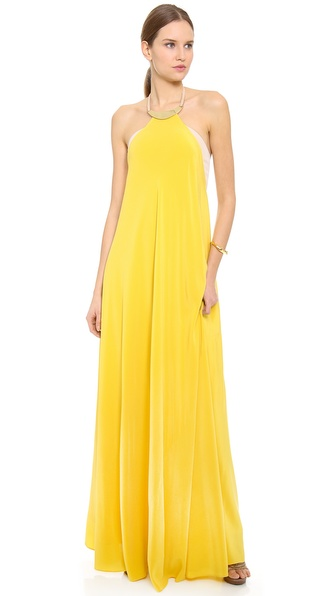 Kaufman Franco Sleeveless Gown