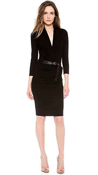 Kaufman Franco Long Sleeve Dress
