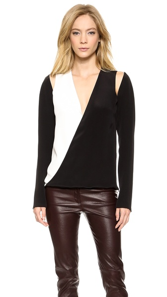 Kaufman Franco Long Sleeve Top
