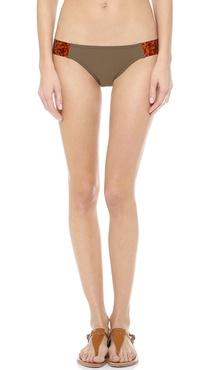 Karla Colletto Tortoise Bikini Bottom
