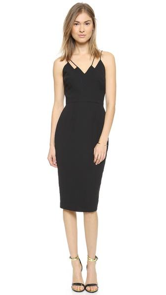 Shop Keepsake online and buy Keepsake Skinny Love Dress Black online
