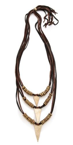 Kelacala Q Triad Necklace