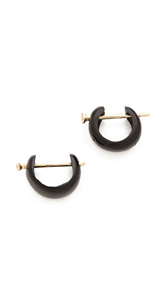 Kelacala Q Prick Earrings