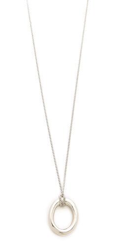 Kelacala Q Rhodes Chain Necklace