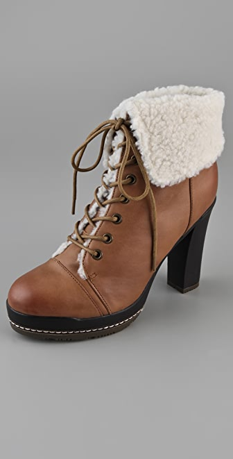 Kelsi Dagger Ricci High Heel Booties