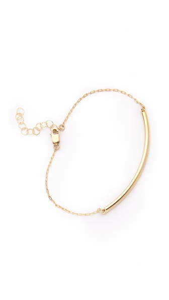 Arc Bracelet | SHOPBOP :  bracelet shop dainty style