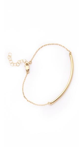 Arc Bracelet | SHOPBOP :  bracelet shop dainty style