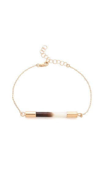 Kristen Elspeth Small Trapeze Bracelet