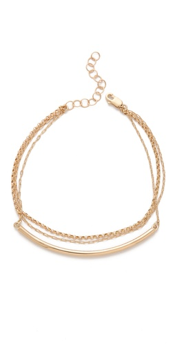 Kristen Elspeth Layered Arc Bracelet