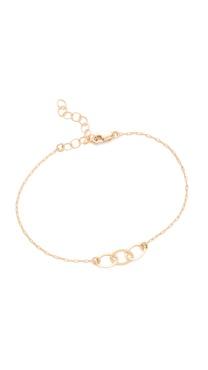 Kristen Elspeth Triple Oval Bracelet