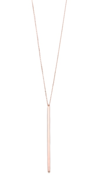 Kristen Elspeth Bar Necklace