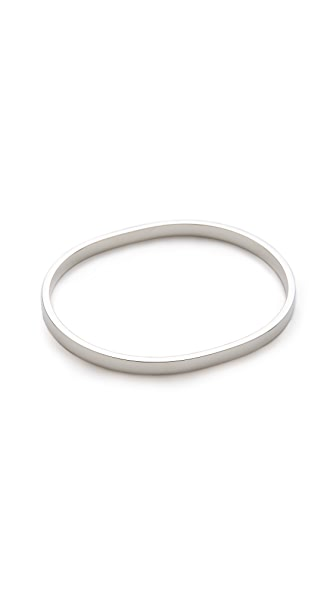 Kristen Elspeth Oval Bangle Bracelet