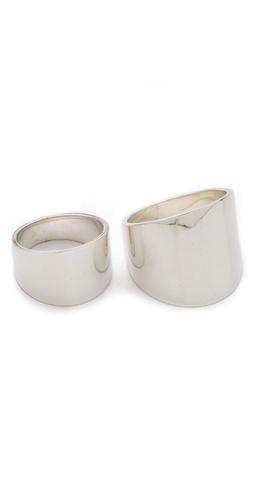 Kristen Elspeth Myth Ring Set