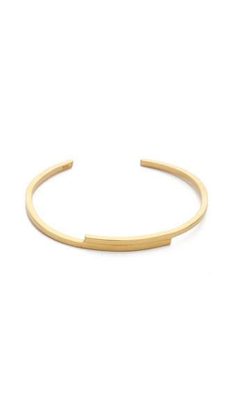 Kristen Elspeth Lightning Cuff Bracelet