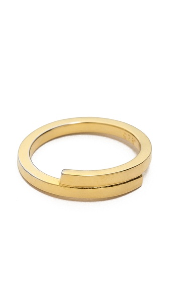 Kristen Elspeth Lightning Ring