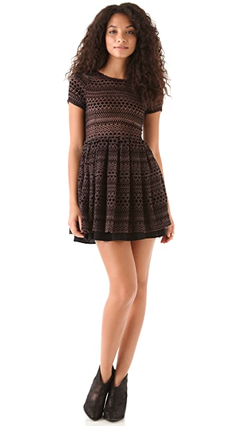 Kenny Babydoll Dress