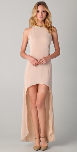 Kevork Kiledjian Sleeveless Gown