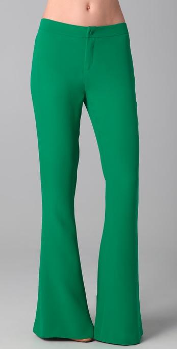 Kevork Kiledjian Flare Pants