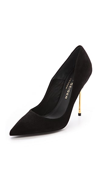 Kurt Geiger London Britton Suede Pumps