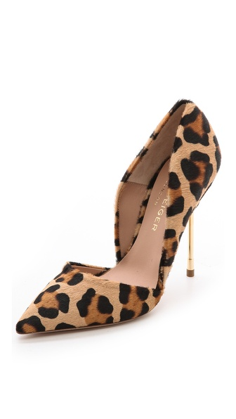 Kurt Geiger London Bond Haircalf Pumps