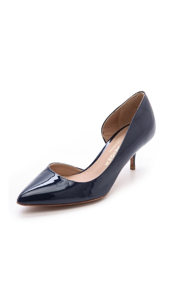 Kurt Geiger London Tilia Kitten Heel Pumps