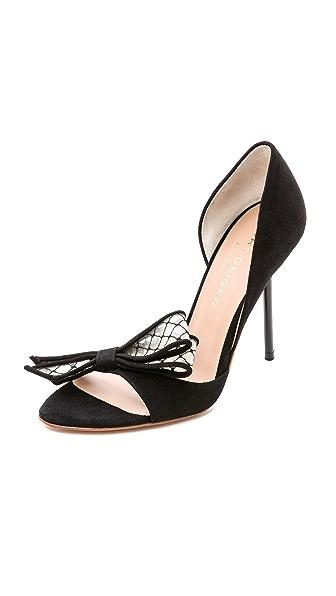 Kupi Kurt Geiger London cipele online i raspordaja za kupiti Kurt Geiger London Juniper Bow D'Orsay Sandals Black cipele