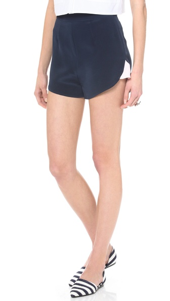 KIMEM Side Color Shorts