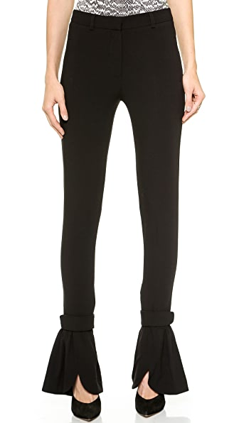 Diana Cloche Pants KIMEM. Цвет: голубой