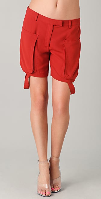 Kimberly Ovitz Noru Shorts