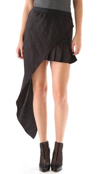 Kimberly Ovitz Payton Pleat Skirt