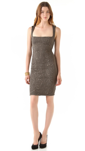 Kimberly Ovitz Ornate Textured Dress