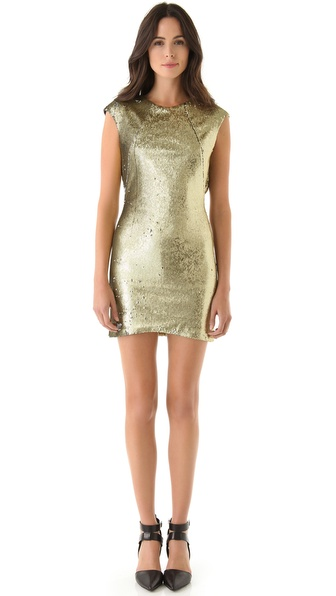 Kimberly Ovitz Macon Sequin Dress