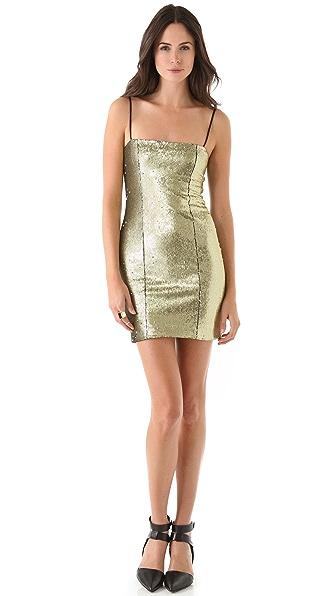 Kimberly Ovitz Keon Sequin Dress