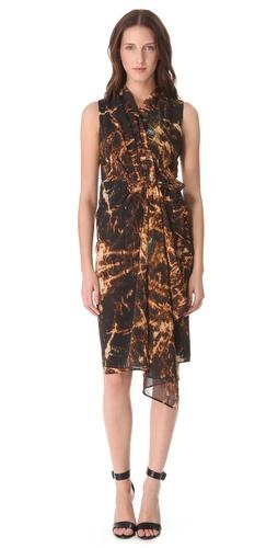 Kimberly Ovitz Samuel Wrap Dress