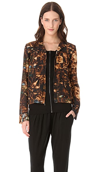 Kimberly Ovitz Kura Printed Jacket