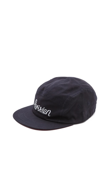 Kitsune Parisien Kitsuné x New Era 5 Panel Cap